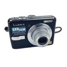 Panasonic LUMIX DMC-LS75 7.2MP Digital Camera - Black