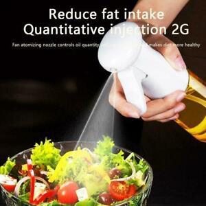 210ML Olive Oil Sprayer Cooking BBQ Mister Spray Pump Dispenser Bottle UK