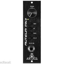 Black Lion Audio Auteur MKII MK2 Mic Pre Microphone Preamp 500-Series Module