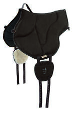 Barefoot Ride-On-Pad Bareback-Pad schwarz - top - Horse & Hound Celle
