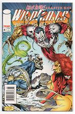 WILDC.A.T.S. #6   Vol. 1   Jim Lee   Newsstand UPC Variant   RARE   1993   NM-