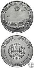 manueduc   5  EUROS  PORTUGAL 2005  CENTRO HISTÓRICO DE ANGRA  UNESCO  PLATA
