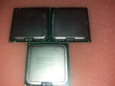 Lot of 3 Q6700 2.66 GHz 8MB 1066FSB Quad-Core SLACQ Core 2 Quad CPU LGA 775