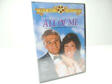 All of Me DVD 1999 Steve Martin Lily Tomlin Carl Reiner Funny Couple Comedy NEW