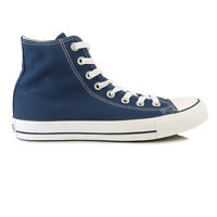 Mens Converse All Star Hi Navy Trainers