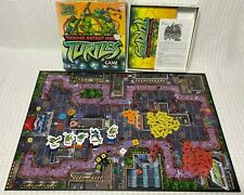 2003 Teenage Mutant Ninja Turtles Board Game - Good Condition complete