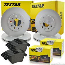 Bremse Vorne Hinten Bremsscheiben Bremsbeläge TEXTAR für FORD EDGE S-MAX GALAXY