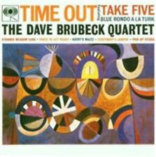 The Dave Brubeck Quartet Time out 1 Audio-cd
