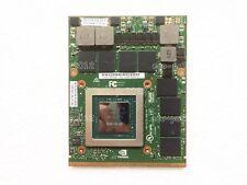 Dell Precision 7710 M6800 nVidia Quadro M5000M 8GB GDDR5 Video Card 01JY2V 1JY2V