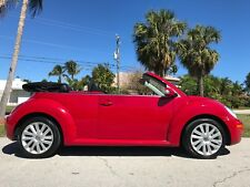 2008 Volkswagen Beetle - Classic CONVERTIBLE SE! ONE OWNER! 78K MILES! GORGEOUS