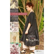 """TINA GIVENS """"GRETA + PANTS"""" Sewing Pattern"""
