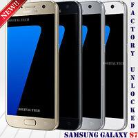 "Samsung Galaxy S7 G930V 4G LTE 32GB 4RAM 5.1"" HD 12MP Android Unlocked Phone NEW"