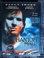 PHANTOM OF THE MALL - ERIC'S REVENGE - US DVD - OOP