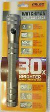 Arlec Watchman LED Metal Torch