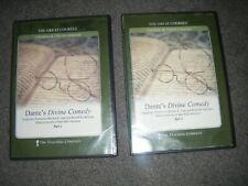 Dante's Divine Comedy Part 1 Part 2 GREAT COURSES Literature Audiobook