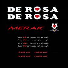 ROSA Merak Calcamonías para bicicleta, Transfers, ADHESIVOS N.20