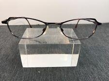 Via Spiga Authentic Zyloware Orvieto 900 49/17 140 Purple Eyeglasses 4608