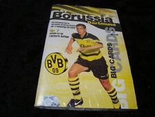 Panini BVB 09 Borussia Dortmund 1997/98 NEU&OVP Limitierte Auflage Big Cards BL