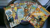 Blackwulf #1-#6 (Jun 1994, Marvel) lot of 6 marvel comics