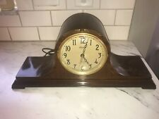 Vintage Revere Westminster Chime Mantel Clock Telechron Motor Electric Working!