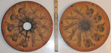 Vintage 9� Rubber Spin Casting Mold 5 Dragonfly 5 Ostrich Brooches Pendants Pins
