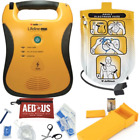 DEFIBTECH Lifeline AED- Biomed Recertified, Warranty, New Pads and Battery