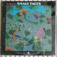 Small Faces History of SEALED LP Vinyl Record