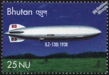 1938 Luftschiff Zeppelin LZ.130 GRAF ZEPPELIN II Airship (Dirigible) Stamp