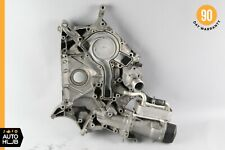 02-08 Mercedes W203 C32 S55 E55 SL55 AMG M113k Engine Motor Timing Cover OEM