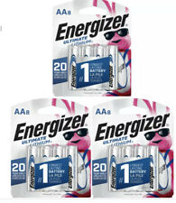 24 Energizer Ultimate Lithium AA - EXPIRE 2039 Or Better -BRAND NEW Sealed EU