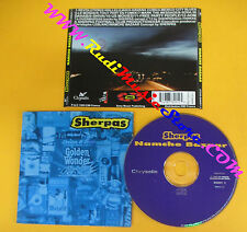 CD SHERPAS Namche Bazaar 1995 France CHRYSALIS 07243 8382912  no lp mc dvd (CS2)
