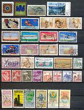 Bundespost jaargang 1978 gebruikt (4) zonder blokken