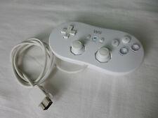 Original Nintendo Wii Classic Controller in weiß