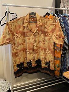 Caribbean By Bonart Mens Shirt 4xl
