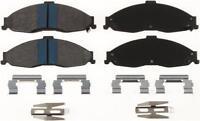 BS Omni 5 Semi Metalic Brake Pad PDM814 Rear ISO Certified !!