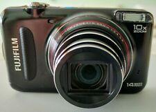 Fujifilm FinePix T Series T300p 14.0MP Digital Camera - Black