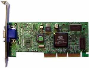 Nvidia Vanta-16, MS-8830, 180-P0026-0000 16MB Video, Computer Graphics Card