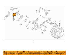 NISSAN OEM Evaporator Heater-Actuator 277328H300