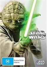 STAR WARS PREQUEL TRILOGY Episodes 1 2 3 : NEW DVD