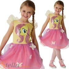 FILLES DE LUXE Fluttershy my little pony Déguisement Enfant Costume déguisement