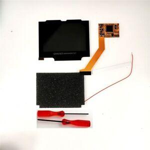 5 Levels Brightness V2 IPS Backlight Backlit LCD For Game Boy Advance SP GBA SP