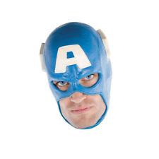Captain America Marvel Adult Full Costume Mask