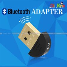 Mini USB Bluetooth Adapter V 4.0 Dual Mode Wireless Dongle CSR 4.0 Win7 /8/XP D