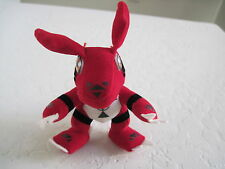 "4"" Bandai Digimon GROWLMON Plush Stuffed Animal"