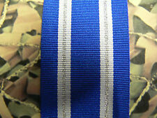 Full Size Medal Ribbon - ISAF