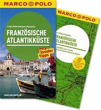 MARCO POLO Reiseführer FRANZÖSISCHE ATLANTIKKÜSTE UNBENUTZT statt 11,99 nur ...