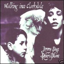 JIMMY PAGE & ROBERT PLANT - WALKING TO CLARKSDALE CD ( LED ZEPPELIN ) *NEW*