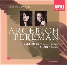 "Beethoven: Violin Sonata No. 9 ""Kreutzer"" / Franck: Violin Sonata"