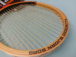 Raqueta de tenis Donnay Allwood Bjorn Borg (vintage)