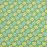 VINEYARD VINES Mens Green Yellow Blue White LEMON LIME Handmade Silk Tie NWT